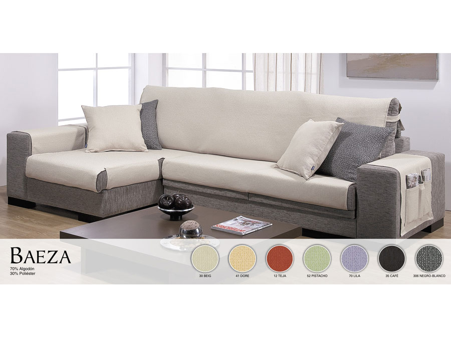 Fundas de sofa chaise longue - Funda de sofa chaise longue ...